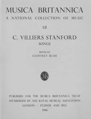 Charles Villiers Stanford: Songs