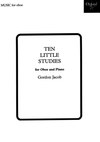 Gordon Jacob: Ten Little Studies