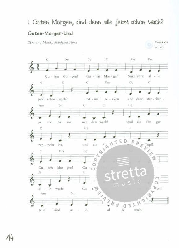 Das Krippenkinderliederbuch De Reinhard Horn Acheter Dans