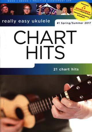 Really Easy Ukulele: Chart Hits 1