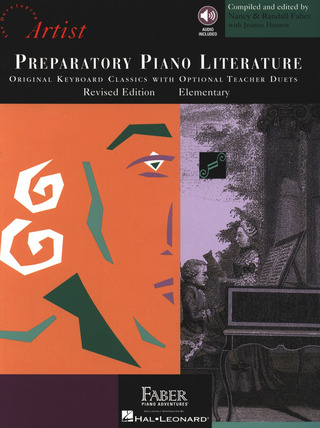 Piano Adventures – Preparatory Literature