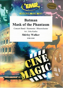 Shirley Walker: Batman: Mask Of The Phantasm