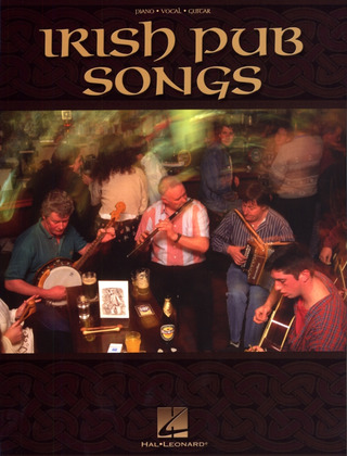 Irish Pub Songs Pvg Book