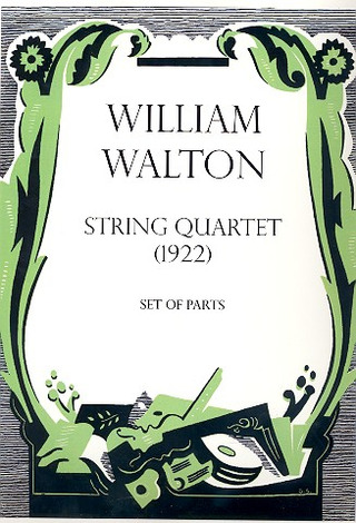 William Walton: String Quartet