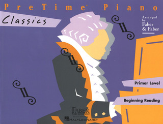 PreTime® Piano: Classics - Primer Level