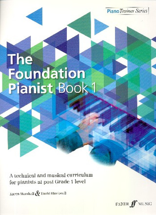 David Blackwell et al.: The Foundation Pianist 1