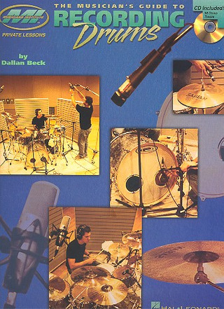 Beck Dallan: M.I. Musicians Guide To Recording Drums (Beck) Bk/Cd