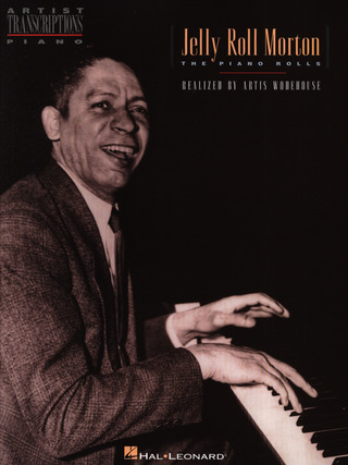 Jelly Roll Morton: Jelly Roll Morton – The Piano Rolls