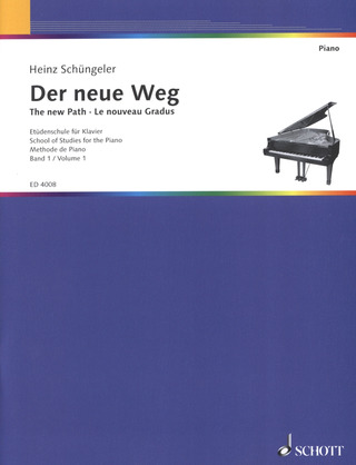 Heinz Schüngeler: The new path 1