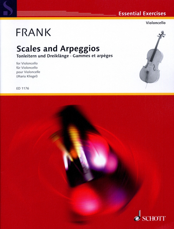 Maurits Frank: Scales and Arpeggios