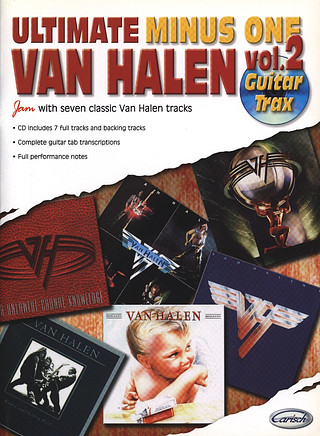 Eddie Van Halen: Ultimate Minus One 2