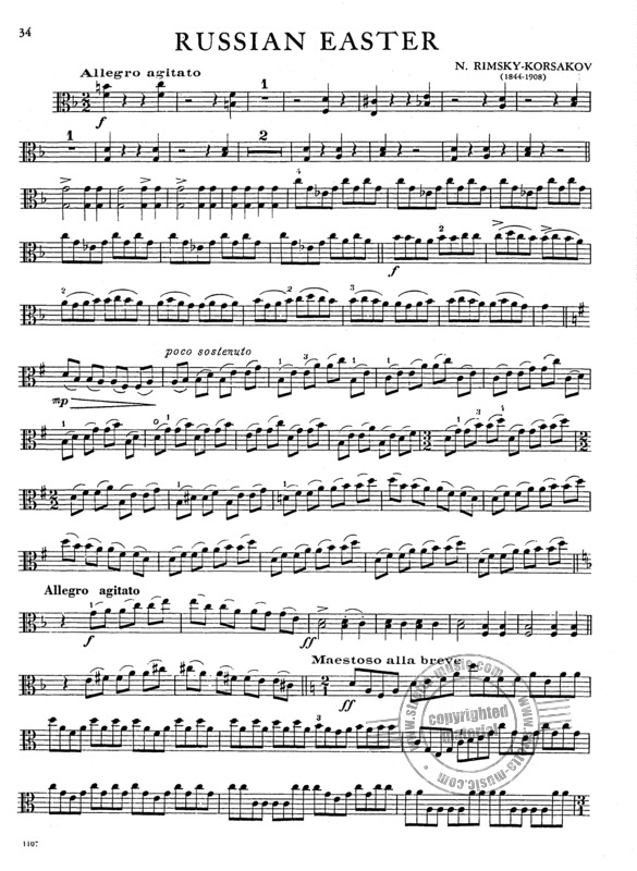 Orchestral Excerpts 1 (3)