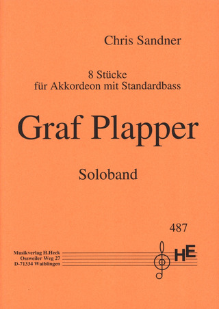 Sandner Chris + Wagner Michael: Graf Plapper