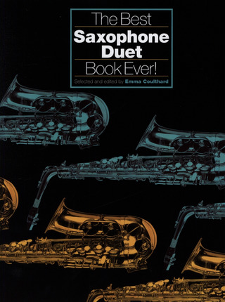 The best Saxophone Duet Book ever