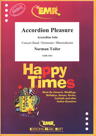 Norman Tailor: Accordion Pleasure