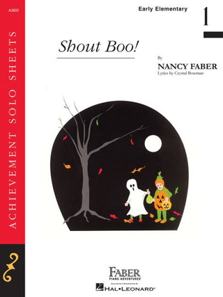 Nancy Faber: Nancy Faber: Shout Boo!