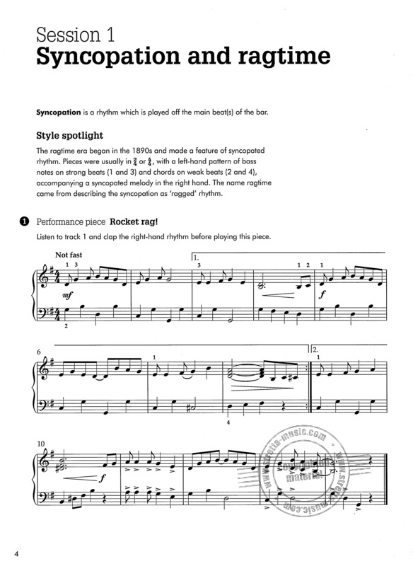 Pamela Wedgwood: How to play Jazz Piano (1)