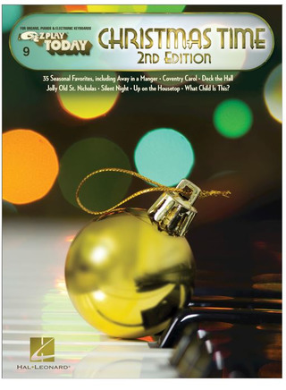 E-Z Play Today 9: Christmas Time – 2nd Edition