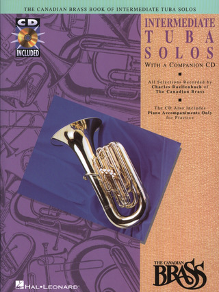 Canadian Brass: Book Of Intermediate Tuba Solos