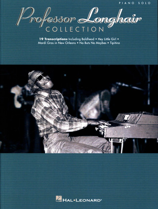 Professor Longhair: Professor Longhair Collection Piano