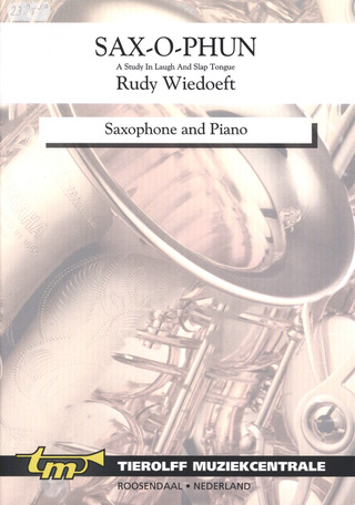 Wiedoeft R.: Sax O Phun - A Study In Laugh And Slap Tongue