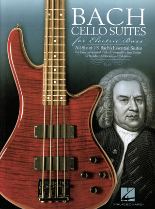 Johann Sebastian Bach: Cello Suites