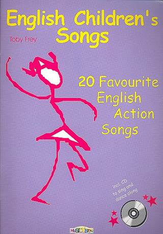 Frey Toby: English Children's Songs