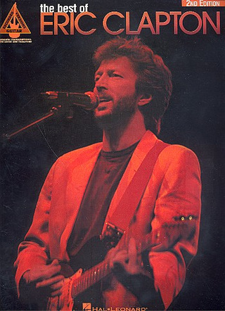 Eric Clapton: Clapton Eric Best Of Guitar Recorded Version Tab