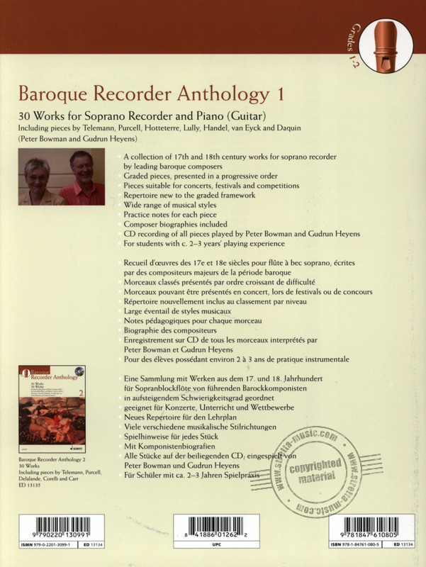 Baroque Recorder Anthology 1 (11)