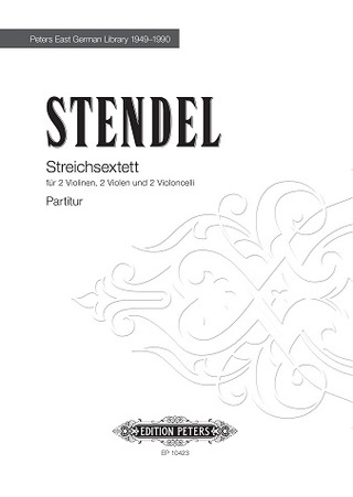 2 cellos and double bass Metamorphosen Strauss  study score 2 violins 2 violas