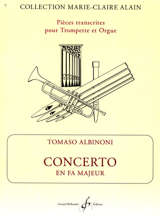 Tomaso Albinoni: Concerto F Major