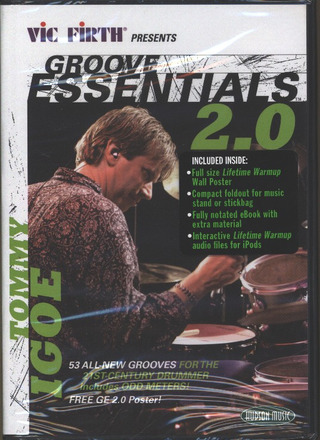 Igoe Tommy: Groove Essentials 2.0