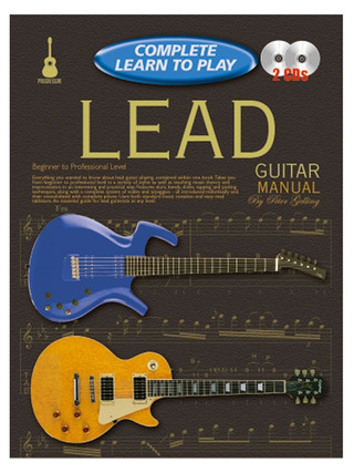 Peter Gelling: Lead guitar manual