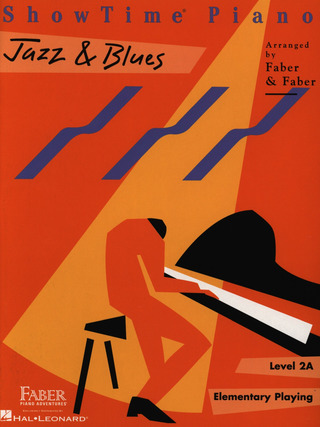 Piano Adventures 2A – ShowTime Jazz and Blues