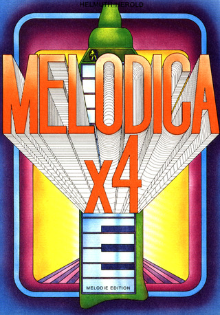 Helmuth Herold: Melodica x 4, Heft 1