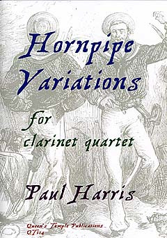 Paul Harris: Hornpipe Variations