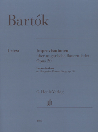 Béla Bartók: Improvisations on Hungarian Peasant Songs op. 20