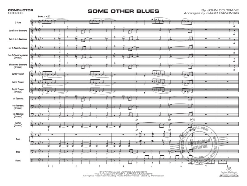 John Coltrane: Some Other Blues (1)