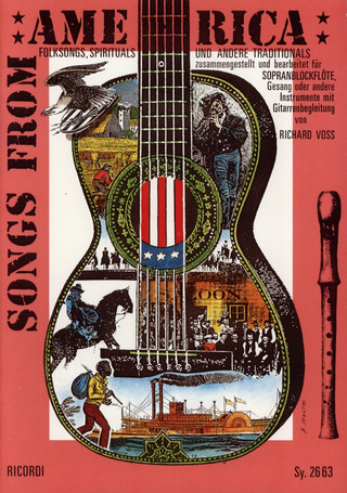 Richard Voss: Songs from America