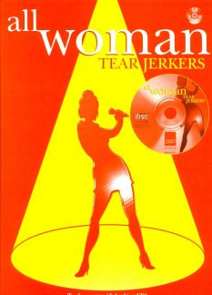 All Woman Tearjerkers Pvg Book/Cd