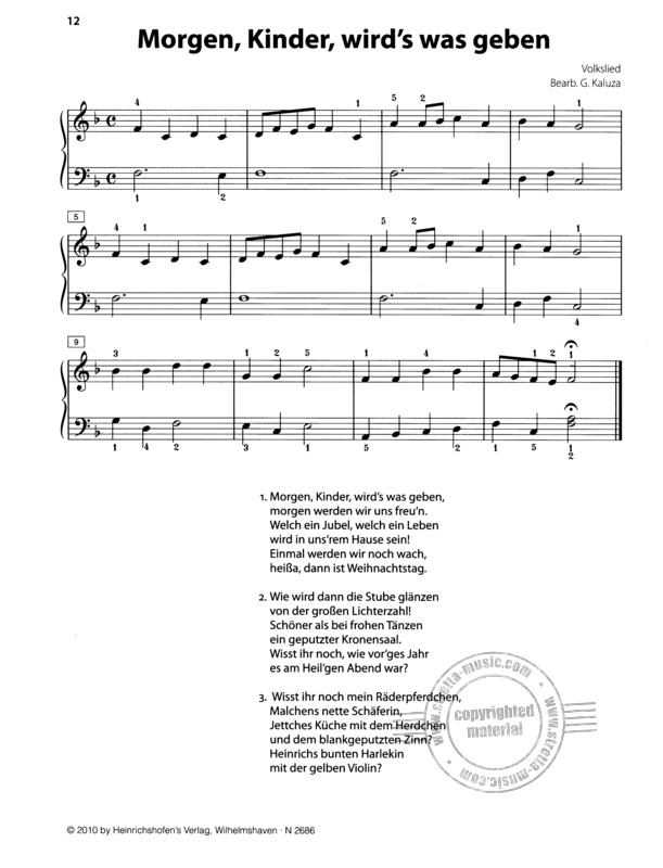 Gloria In Excelsis Deo Buy Now In Stretta Sheet Music Shop