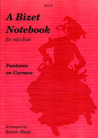 Georges Bizet: A Bizet Notebook - A Fantasia on Carmen