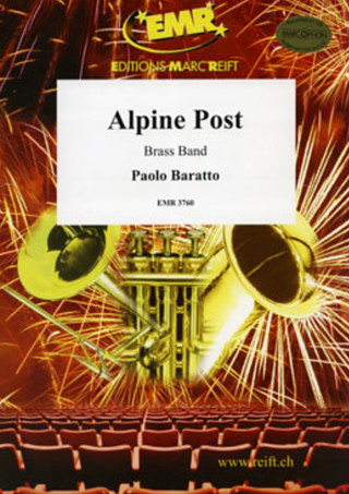 Paolo Baratto: Alpine Post