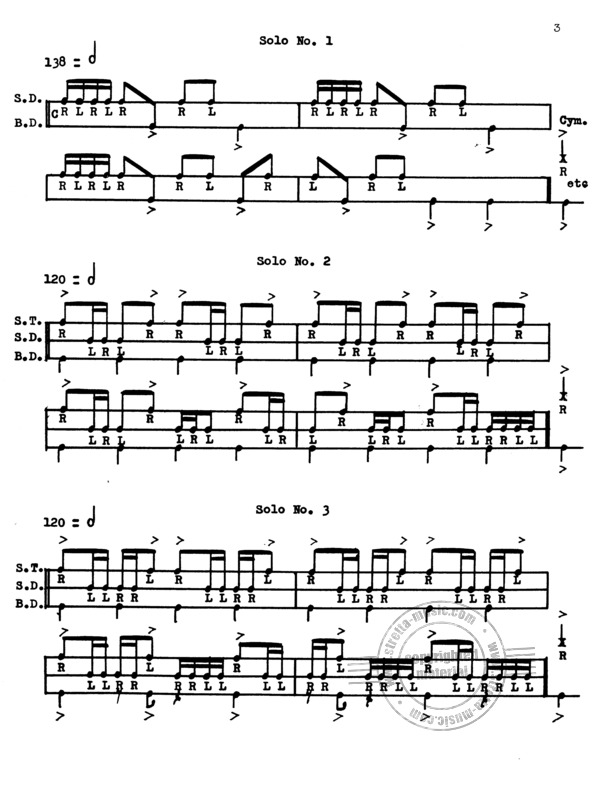 Ted Reed: Drum Solos and Fill-Ins 1 (1)