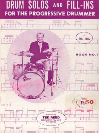 Ted Reed: Drum Solos and Fill-Ins 1