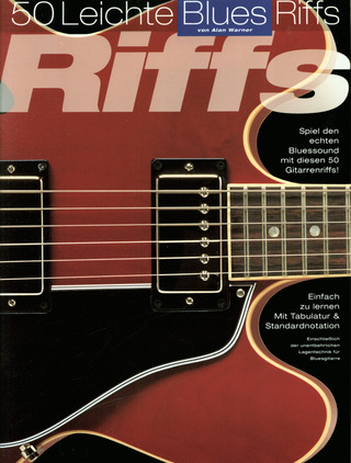 Alan Warner: 50 Leichte Blues Riffs