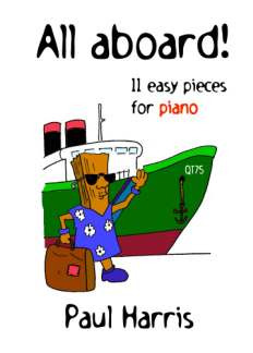 Paul Harris: All Aboard - 11 Easy Pieces