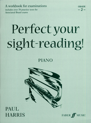 Paul Harris: Perfect Your Sight Reading 2