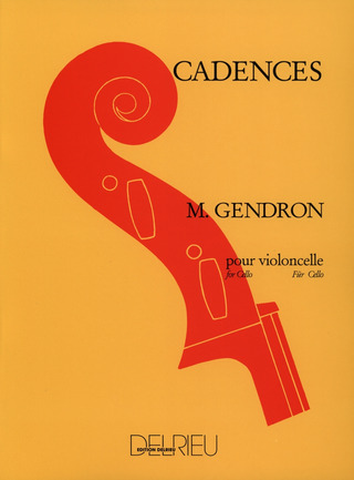 Gendron Maurice: Cadences