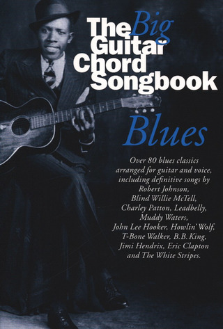 Big Guitar Chord Songbook Blues Lc